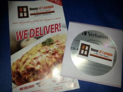 house o lasagna
