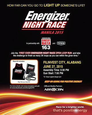 Energizer Night Race 2015